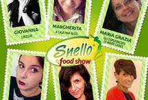 Snello Food Show Rovagnati 2015 / Frizzante Cooking Game a colpi di Finger Food. Ho vinto l'edizione 2015.
