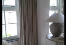 Curtains / #Curtains, #roman blind and #drapes