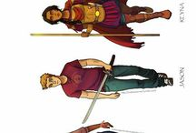Percy Jackson!!
