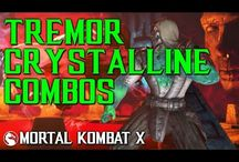 Mortal Kombat Combos / Mortal Kombat X Combo videos