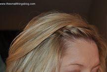 Hair style ideas / Hair