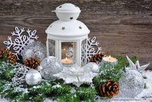 The beauty and magic in the season of His birth. / Christmas Season