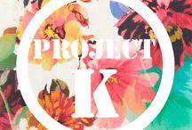 Project K / Muurschilderingen, Schilderijen en illustraties