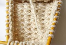 Knitting Techniques and how to / Diy knitting techniques for your knitting!
