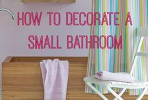 small spaces decorated
