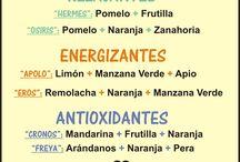 jugos energizantes