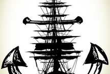 Sailing Ships Ideas for Ink