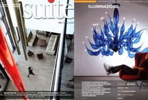 Press about LU Murano / LU Murano Press review about Chandeliers for Modern Homes, chandeliers design and ligthing design