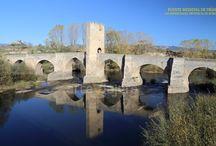 Puentes / Los más bellos puentes, desde la antigüedad hasta nuestros días