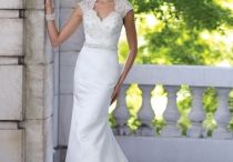 Sheath Wedding Dresses - theLuckyBridal.com