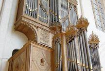 Kerk orgels