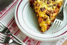 Yummy // Breakfast / Tasty breakfast nom noms. http://www.kissmycasa.com