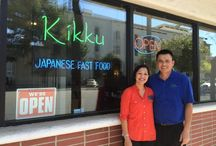 2015 Restaurant Makeover / Kikku Japanese Food is the PROUD winner of the 2015 Restaurant Makeover, put on by the Downtown Fresno Foundation.
