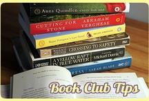 Book Club / by Ruth Ilena