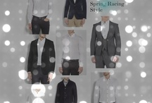Giddy Up! Spring Racing Trends for Men.  / Check out some of these amazing Spring racing trends here http://onlineshoppingusa.polyvore.com/