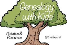 Genealogy for Kids / by Federation of Genealogical Societies
