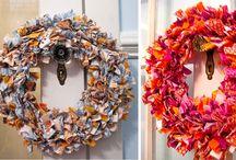 Wreaths / by Renee Bukoski