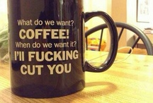 Give me some coffee and no one will get hurt!