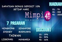 MIMPI4D.COM BANDAR - JUDI ONLINE - Bola 88 dan Agen Togel Di Indonesia