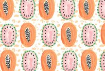 patterns/cute drawings