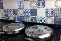 Patchwork Tiles / A Collection of Patchwork Tile Patterns from Jacqueline Talbot Designs
