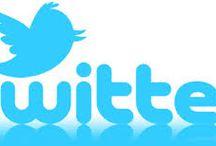 Mijn Social Medium / Naast Pinterest ben ik ook actief op Facebook, Twitter en Facebook