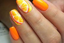 Nail Art | Fruit