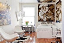 One-room flat