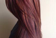 Hair cuts/colours