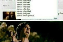 Damon/The Vampire Diaries