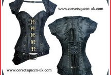 Corsets Queen UK / We Manufacture Design fashionable corsets collection For UK ,  collection like Underbust Corset UK, Overbust  Waist training corsets UK, steampunk corsets UK,  Plus size corset for UK, Corset  in all sizes & figures, UK wedding corsets in cheap price. Taffeta & brocade corsets Sexy corsets are also available. More info visit:-  http://www.corsetsqueen-uk.com