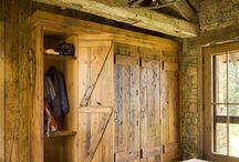 mudroom inspiration / by Chantelle Bakker