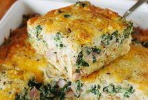 Ham and cheese bfast