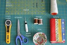Sewing and Quilting Projects / by Kara Parkman