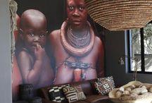 Africana / Aranżacje w stylu etno