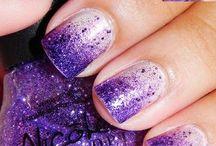 Nails colors that Rock!