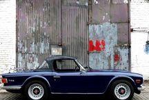 TR's & English Cars