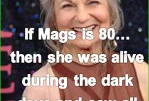 The Hunger Games Series - Mags