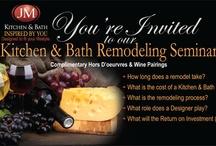 JM Kitchen & Bath Events Denver CO