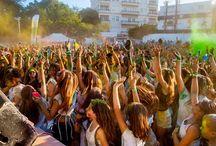 Holi Fest Crete 2017