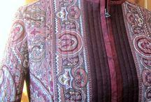 Мода одежда из платков