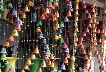 Wind Chimes / Lots of really cool wind chimes for around the house!  / by Cindy Dowdle-Schoen