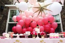 Ombre  Balloons / Balloon Decorations