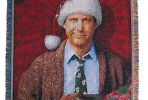 Blankets and Tapestries / These blankets featuring scenes from Christmas Vacation are perfect for keeping you warm during the holiday season!