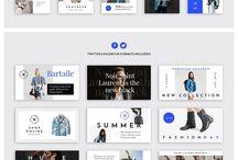 Print design inspo - social media