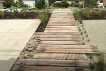 Timber Jetty's
