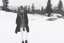 Chic snow