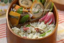 Bentou,Japanese lunch box