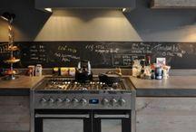 Inspiratie / Hulp nodig op gebied van stijlvoering met betrekking tot je nieuwe keuken? Laat je inspireren op ons inspiratie board.