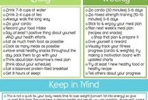 Diet and Exercise :: Tips and Tricks